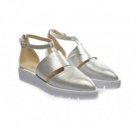 Pantofi Sport Jimmy Argintii