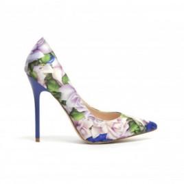 pantofi adisa albastri