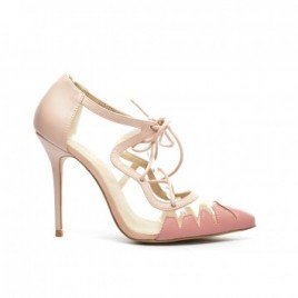 pantofi rozy roz