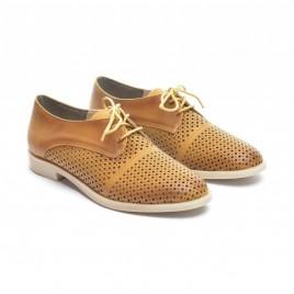 Pantofi Oxford Camino Maro