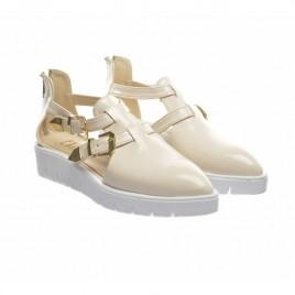 Pantofi Casual Seko Bej