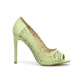 pantofi tiguan verzi