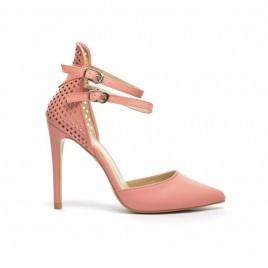 Sandale piele perforata Kat Roz