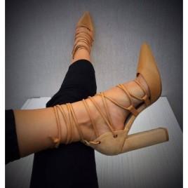 sandale snur pe picior fivel