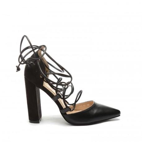 Pantofi Fivel Negre