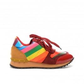 Pantofi Sport Valeny Rosii