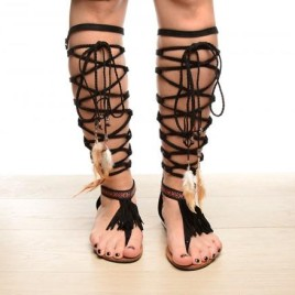 Sandale Amazon Negre