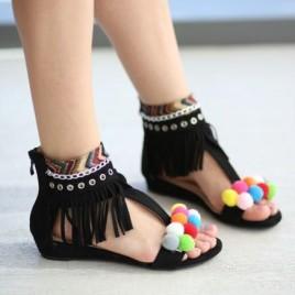 Sandale Kalos Negre
