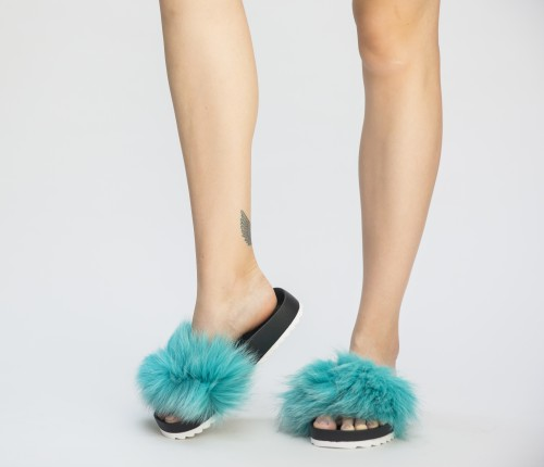 Papuci Barsa Albastri 2 1