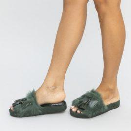 Papuci Pufino Verzi