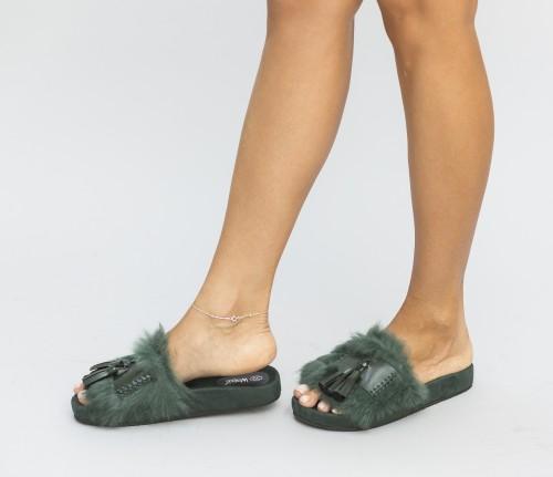 Papuci Pufino Verzi 1