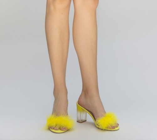 Papuci Sefo Galbeni 1