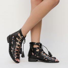 pantofi arseno negri