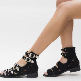 pantofi artigo negri
