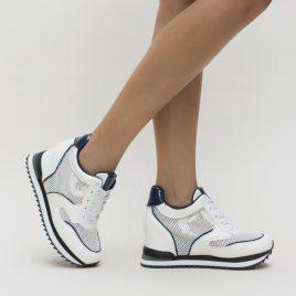 sneakers bona bleumarin