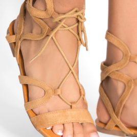 Sandale Jaziz Camel