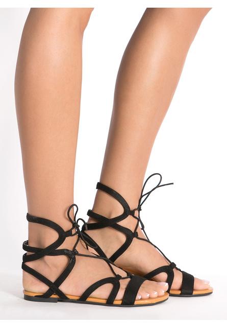 Sandale Jaziz Negre 1