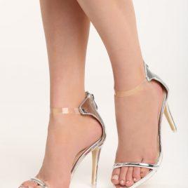 Sandale Klara Argintii
