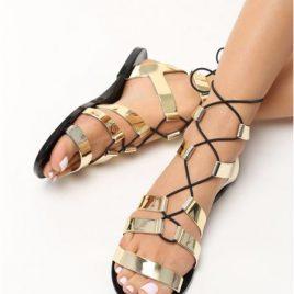Sandale Lola Aurii