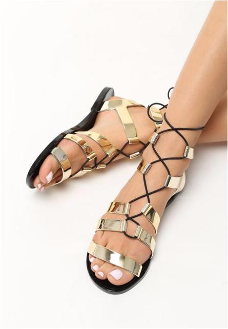 Sandale Lola Aurii 1