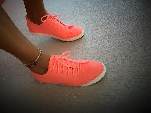 tenisi dama portocalii bonto