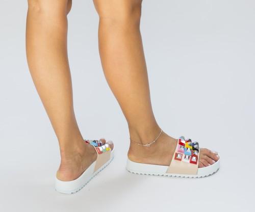 Papuci Carlos Nude