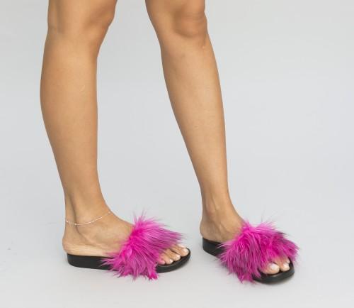 Papuci Giulia Roz