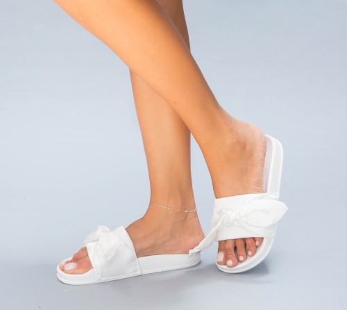 Papuci Rona Albi