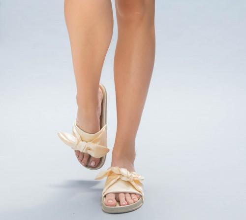 Papuci Rona Aurii