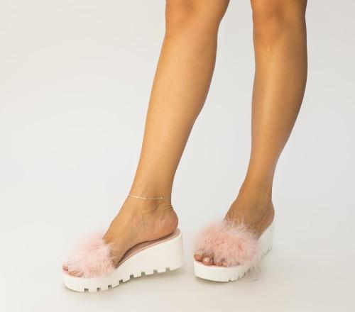Papuci Simso Roz