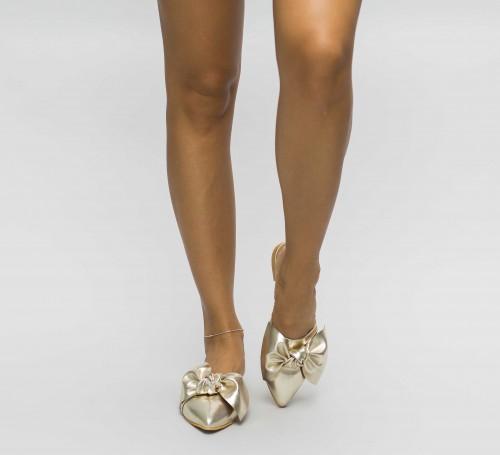 papuci Zeri Aurii