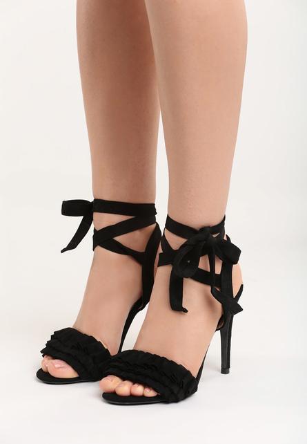 Sandale Rosemary Negre