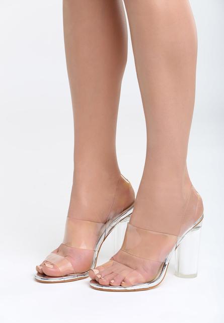 Sandale Shadow Argintii