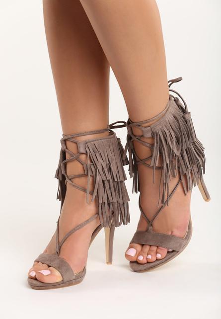 Sandale Yadira Kaki