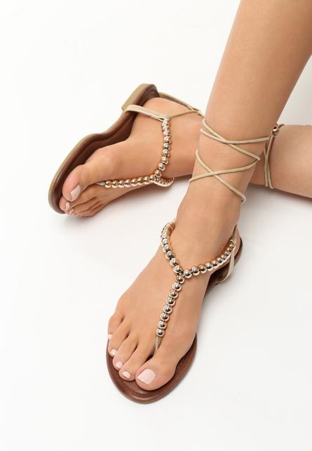 Sandale joase Karine Aurii