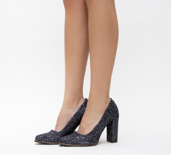 Pantofi Rimes Negri