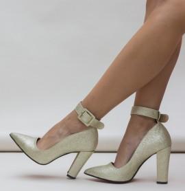 Pantofi Alive Aurii