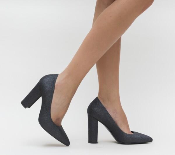 Pantofi Etno Negri
