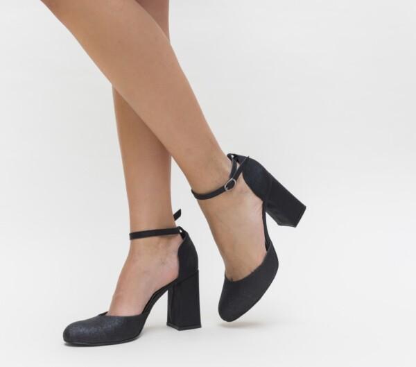 Pantofi Gipsy Negri