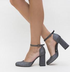 Pantofi Gipsy Gri