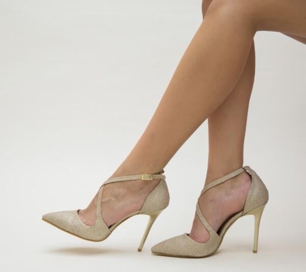 Pantofi Asko Aurii