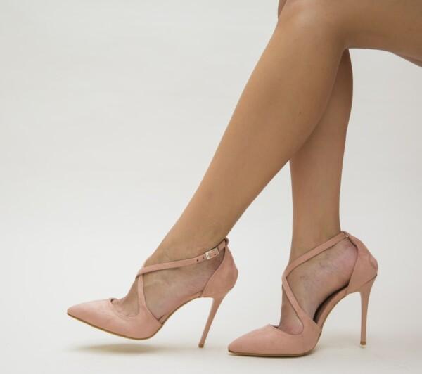 Pantofi Asko Roz