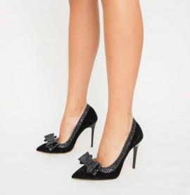 Pantofi Vigo Negri