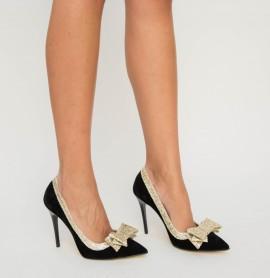 Pantofi Vigo Aurii