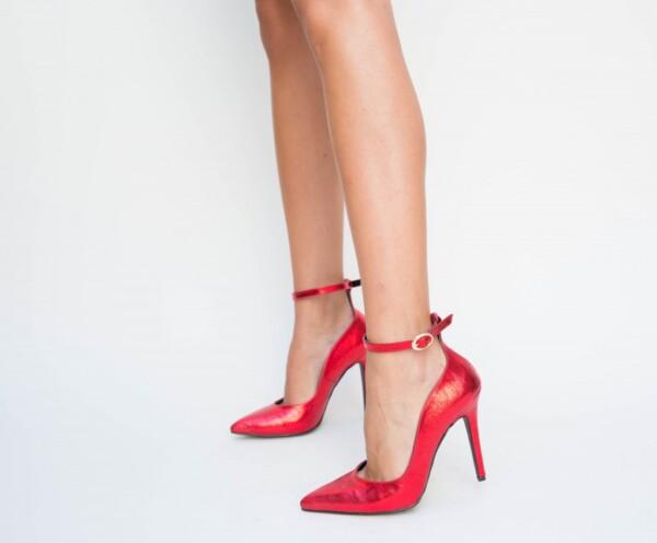 Pantofi Sabeta Rosii