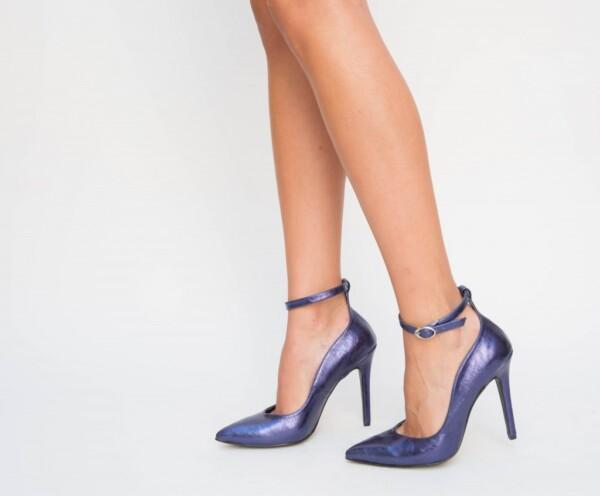 Pantofi Sabeta Albastru