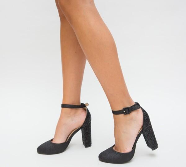 Pantofi Jingo Negri