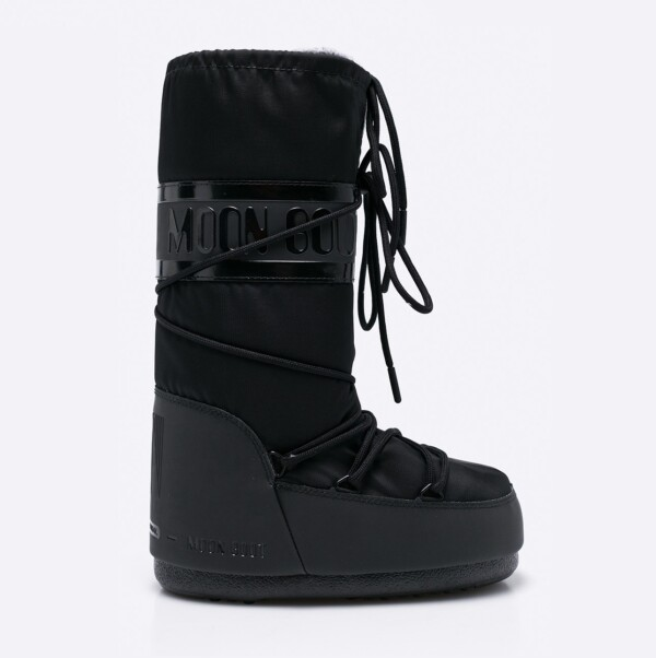 Cizme Moon Boot Classic Plus Negre
