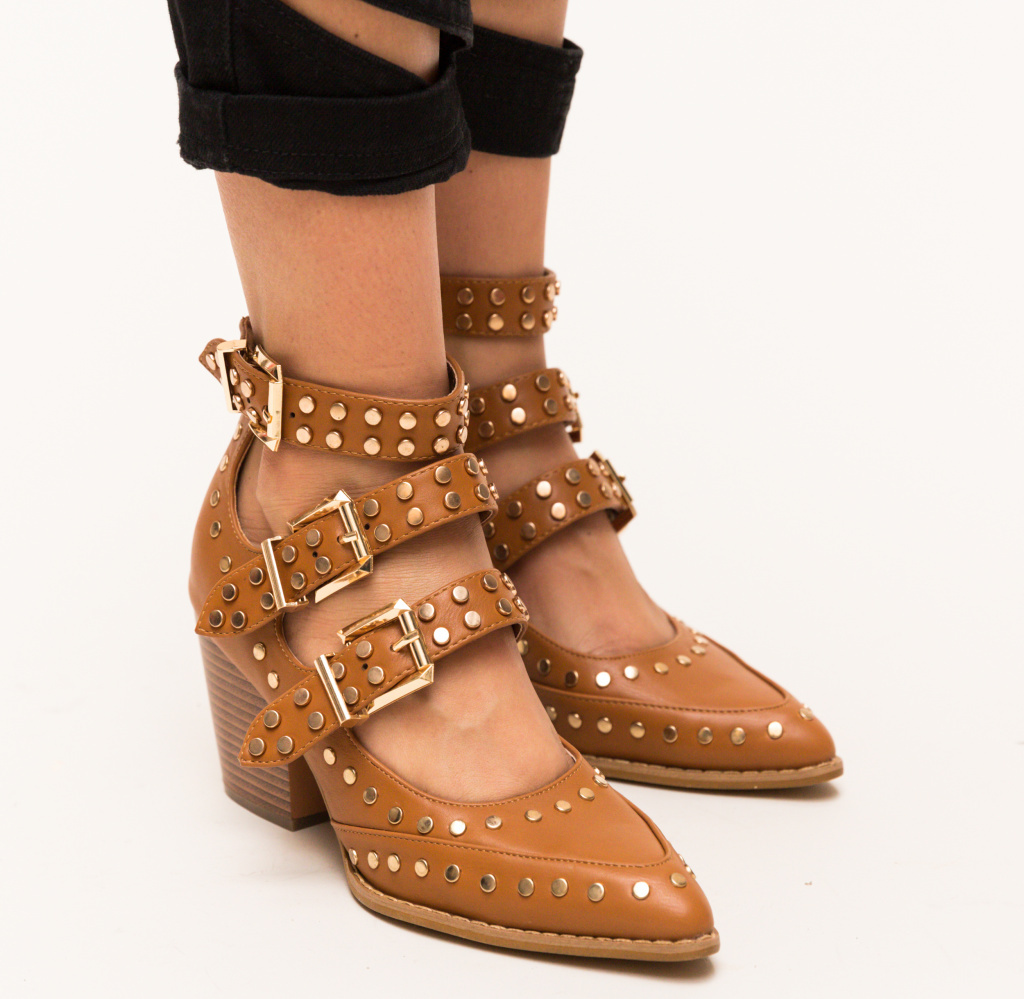 Botine Betts Camel