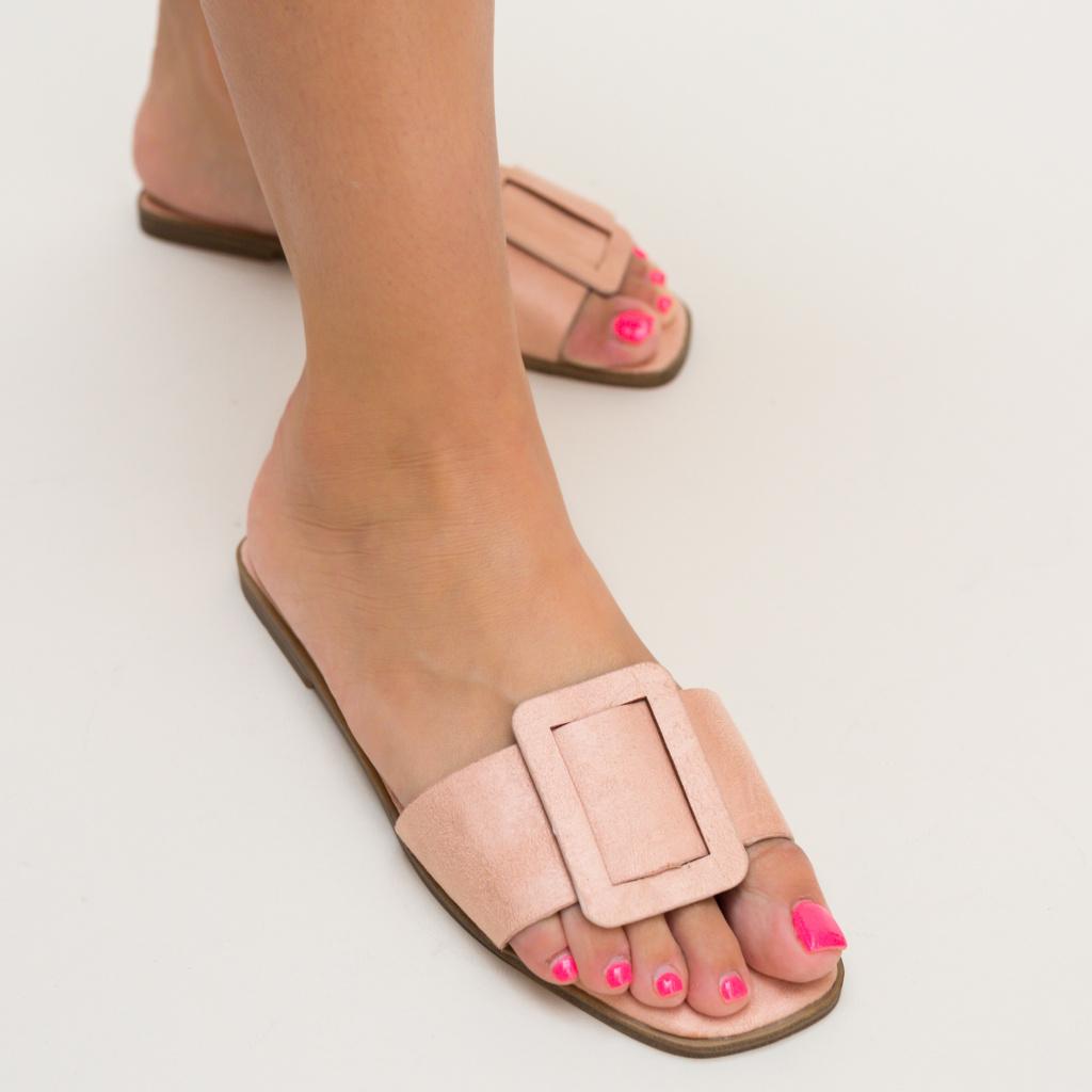 Papuci Trufles Roz